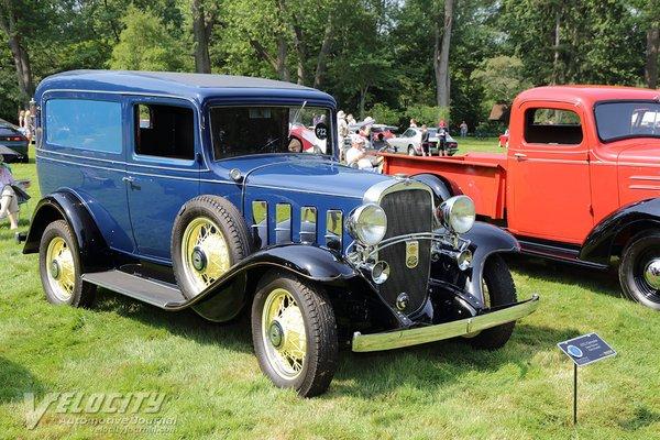 1932 Chevrolet sedan delivery