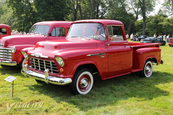 1956 Chevrolet 3100 1/2 ton pickup