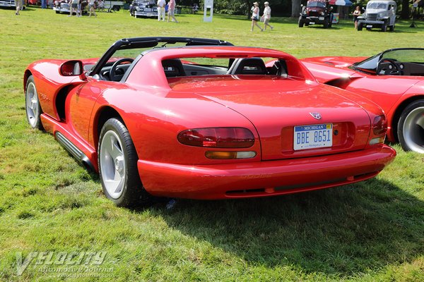1994 Dodge Viper Convertible