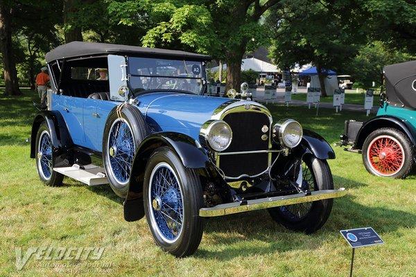1922 Haynes 75 Tourister