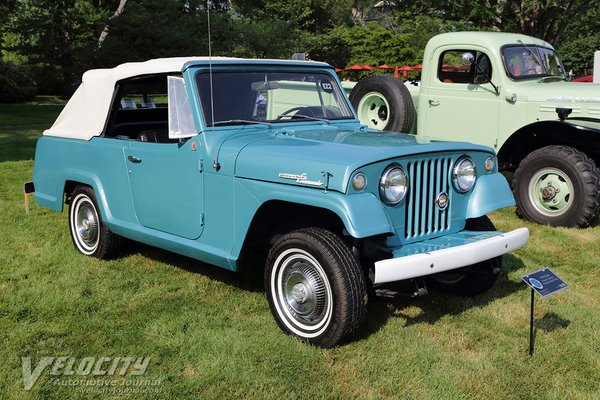 1969 Jeep Jeepster Commando
