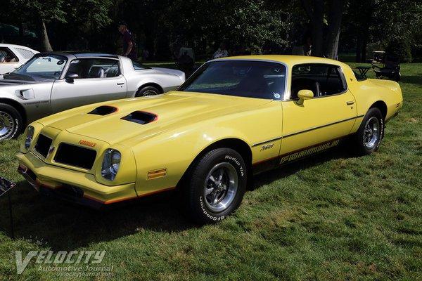 1976 Pontiac Formula Firebird
