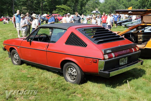 1978 Renault R-17 Gordini