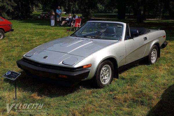 1982 Triumph TR8
