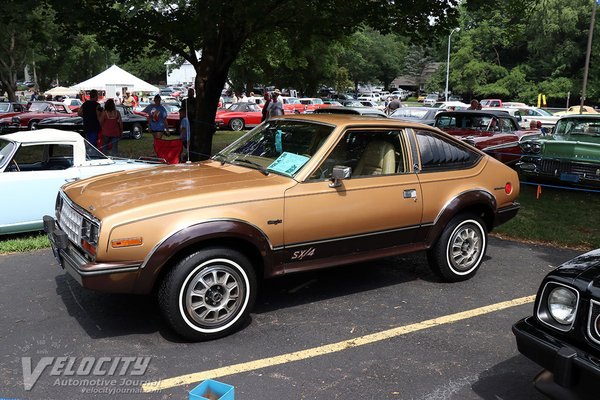 1982 AMC Eagle SX/4