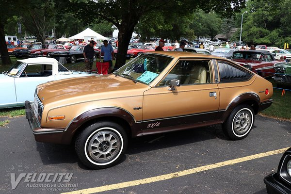 1982 AMC Eagle SX/4