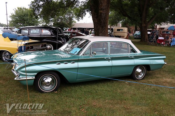 1961 Buick Special 4d