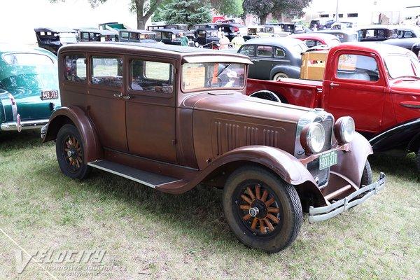 1928 Dodge Victory Six 4d sedan