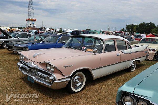 1959 Dodge Coronet 4d