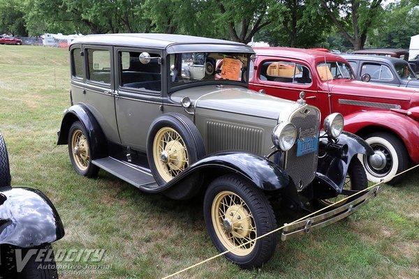 1930 Ford Model A Sedan
