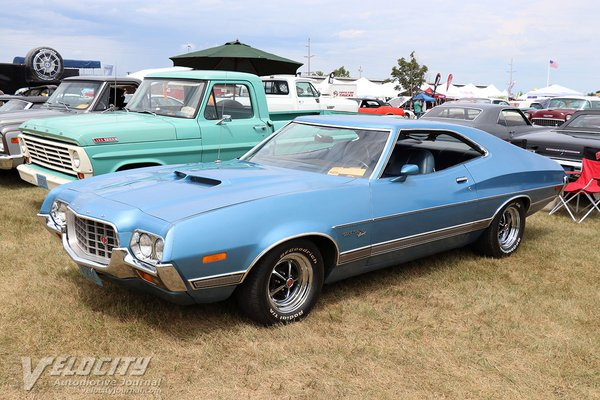 1972 Ford Gran Torino Coupe
