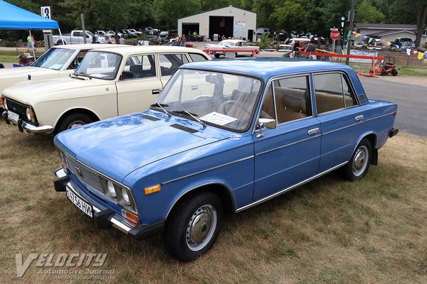 1983 Lada 2106