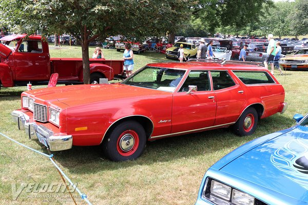 1974 Mercury Montego Station Wagon