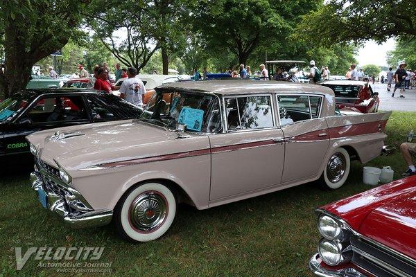 1959 Rambler Custom 4d