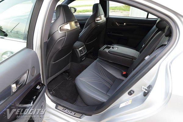 2018 Lexus GS F Interior