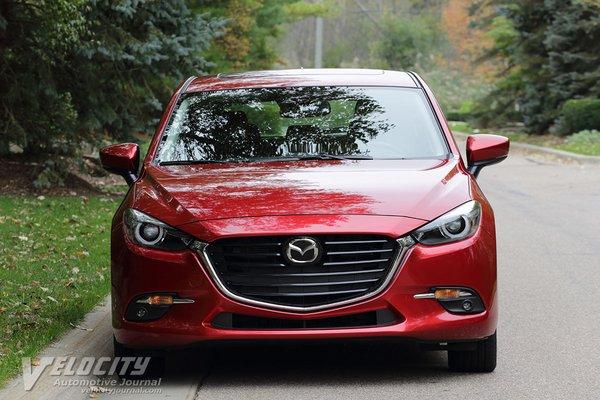 2018 Mazda Mazda3 Grand Touring 5d