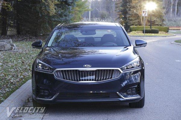 2018 Kia Cadenza SXL