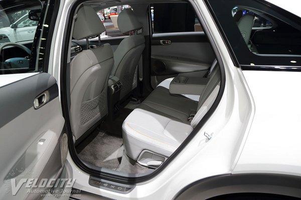 2019 Hyundai Nexo Interior