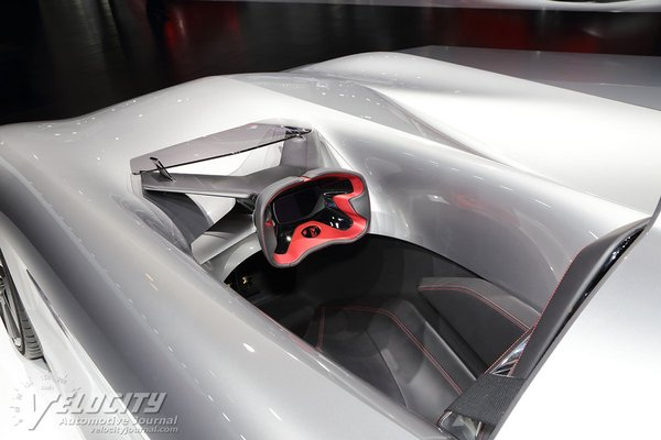 2018 Infiniti Prototype 10 Interior