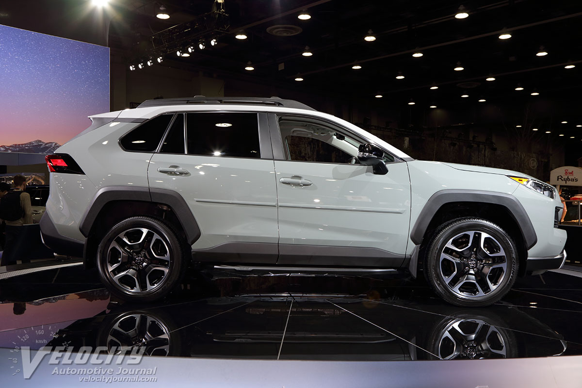 Toyota Official Site >> 2020 Toyota Rav4 pictures