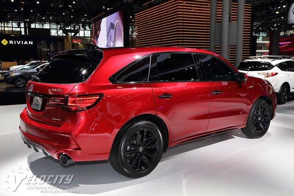 2019 Acura MDX PMC Edition prototype