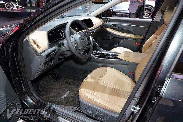 2020 Hyundai Sonata Interior