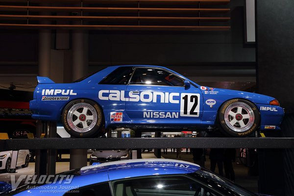 1990 Nissan Calsonic GT-R