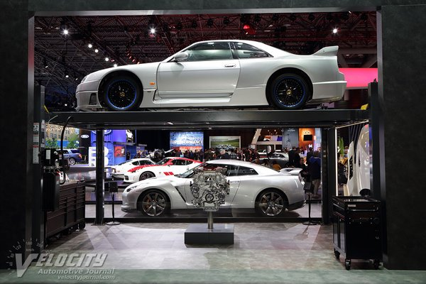 1995 Nissan Skyline GT-R LM