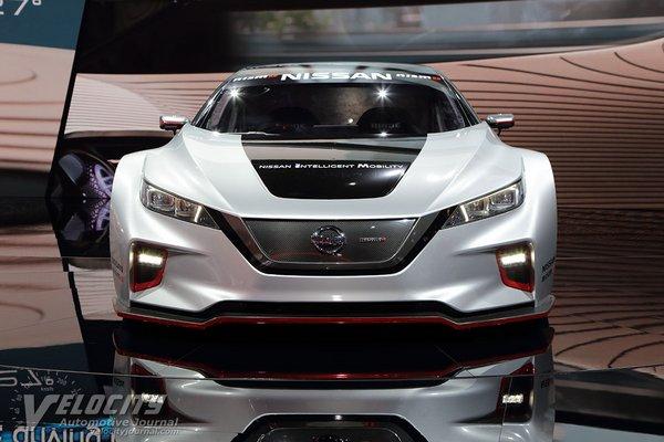 2018 Nissan Leaf Nismo RC