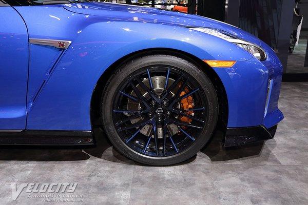 2020 Nissan GT-R Wheel