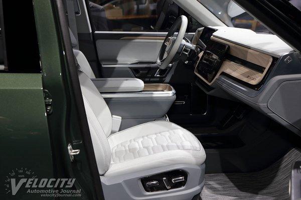 2018 Rivian R1S Interior