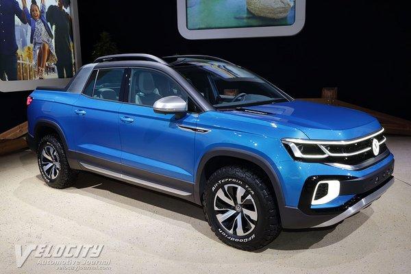2018 Volkswagen Tarok