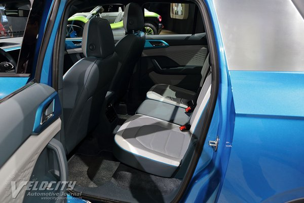 2018 Volkswagen Tarok Interior