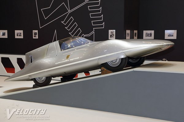 1956 Abarth Record by Bertone