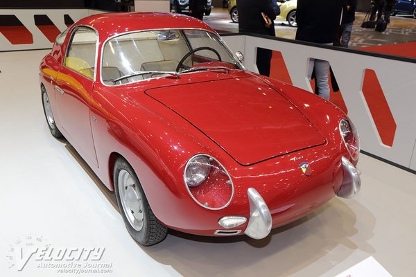 1957 Abarth 500 Coupe Zagato