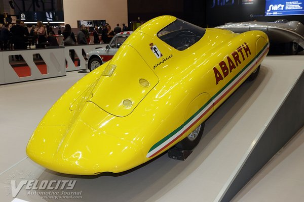 1958 Abarth 500 Record Pininfarina