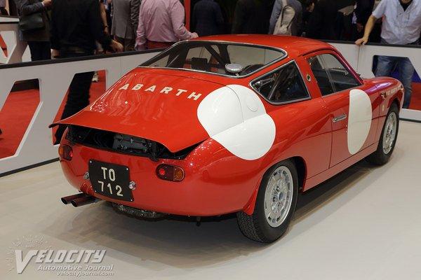 1962 Abarth 1000 Bialbero Le Mans