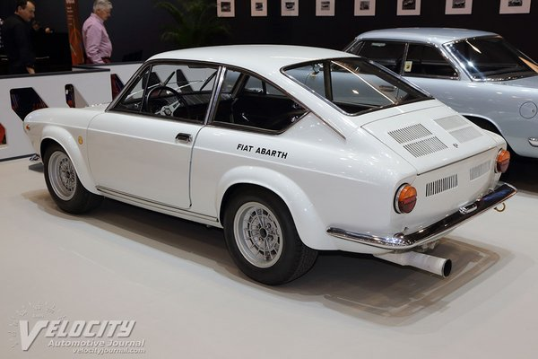 1966 Abarth OT 2000 America coupe