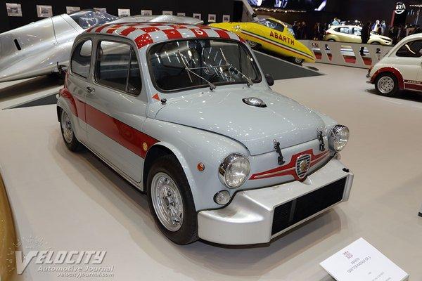 1968 Abarth 1000 TCR GR.5