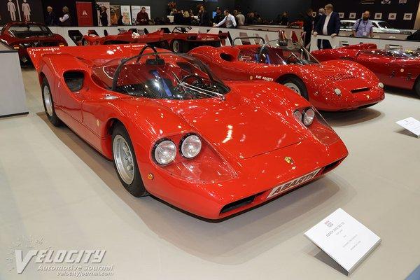 1968 Abarth 2000