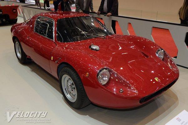 1968 Abarth OT 2000 Periscopo