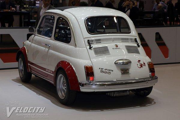 1970 Abarth 595 SS