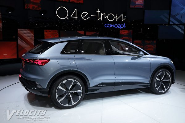 2019 Audi Q4 e-tron