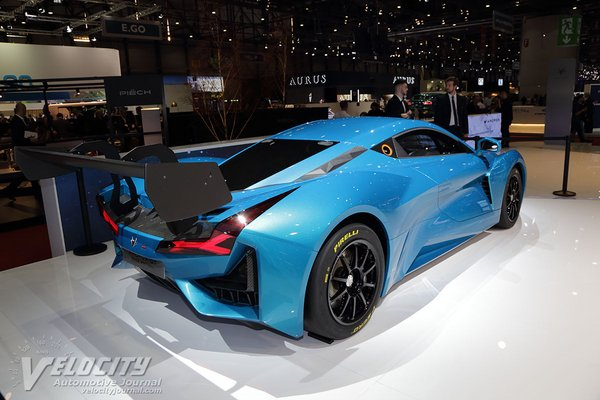 2019 Arcfox GT Track edition