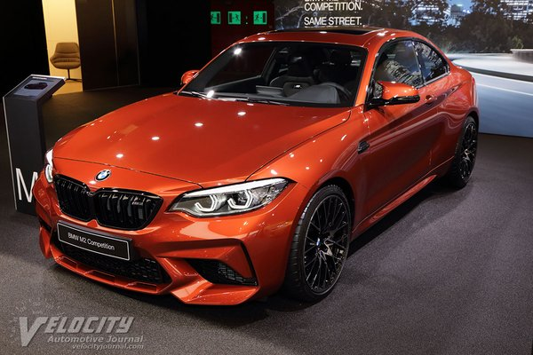 2019 BMW 2-Series CM2 Competition oupe