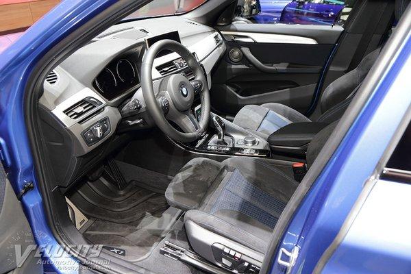 2019 BMW X1 Interior