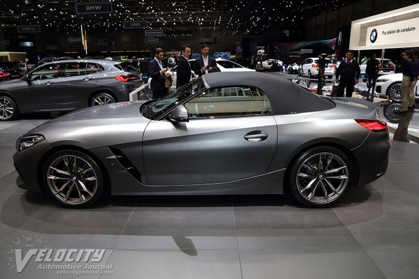 2019 BMW Z4