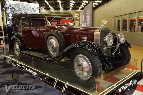1929 Hispano-Suiza H6B