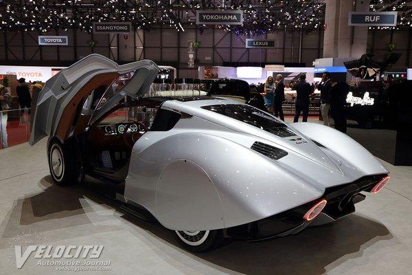 2020 Hispano-Suiza Carmen