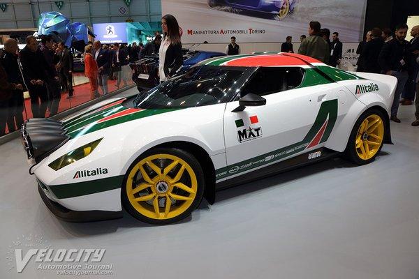 2019 Manifattura Automobili Torino New Stratos